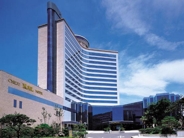 チェジュ カル ホテル