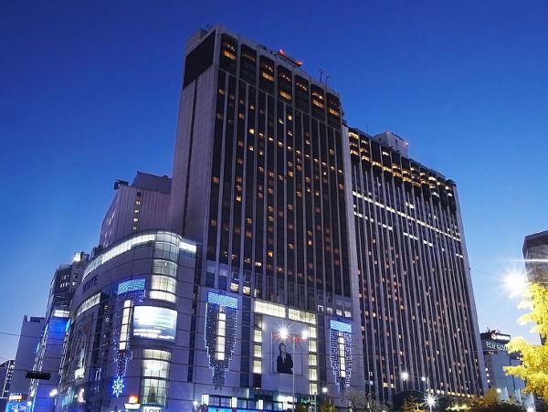 ロッテ ホテル ソウル