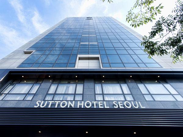 ホテル セブンストリート ソウル(旧:サットン ホテル ソウル)