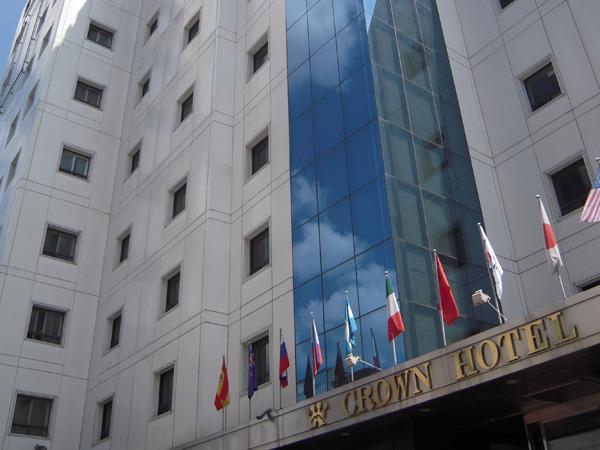 ホテル クラウン インサドン
