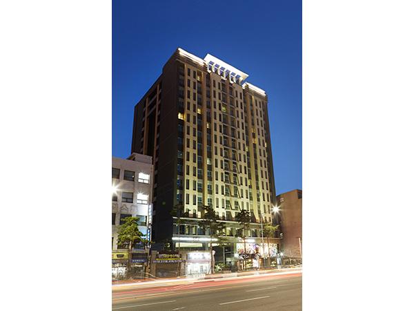ウェスタン コープ ホテル & レジデンス東大門