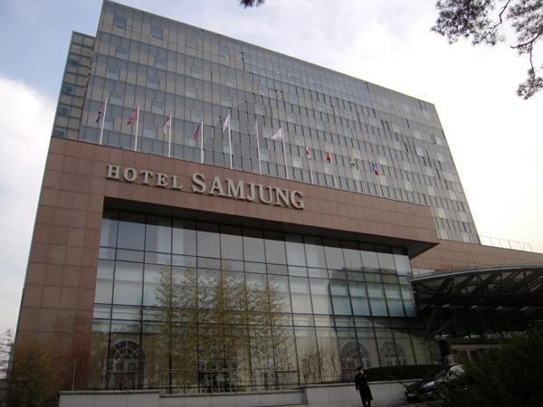 三井ホテル