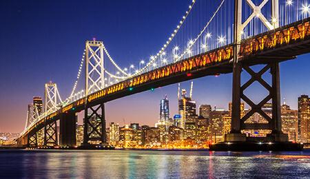 サンフランシスコ行き格安航空券...