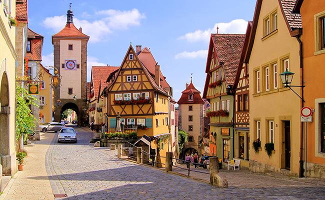 ドイツ観光ツアー! メルヘンチ...