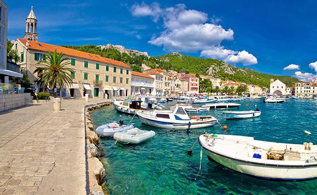 クロアチア観光ツアー! 中世ヨ...
