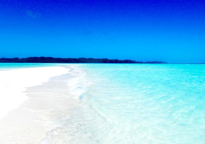 自然の神秘!パラオのロングビーチの魅力とは|エアトリ
