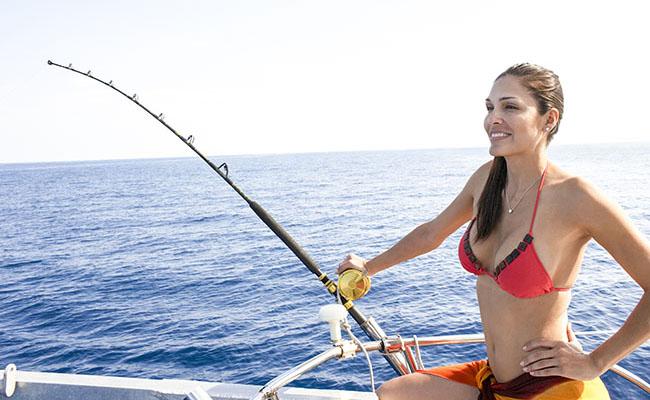 パラオで釣りに挑戦! 日本とは...