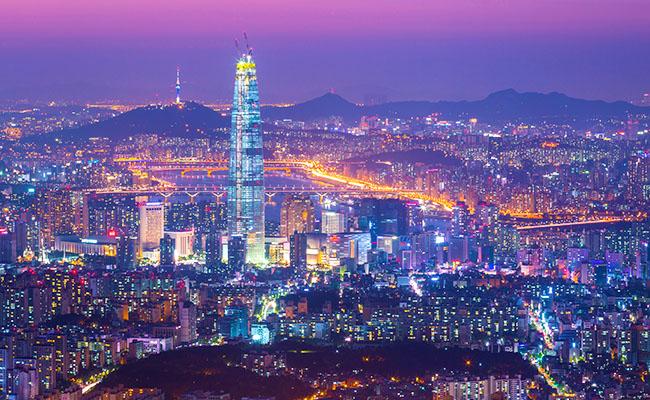ソウルの夜景スポット7選。イン...