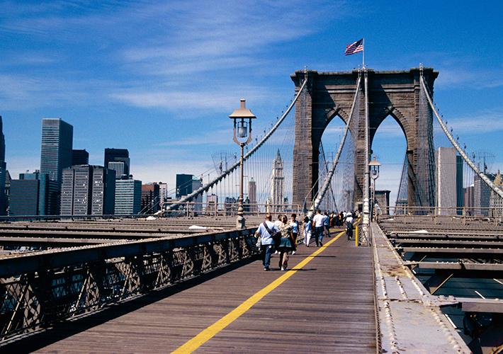 ニューヨークで橋めぐり! 眺めても渡っても楽しいおすすめ6選|エアトリ