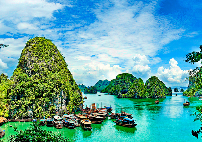 ベトナム観光の定番スポット20選。世界遺産などエリア別に紹介|海外 ...