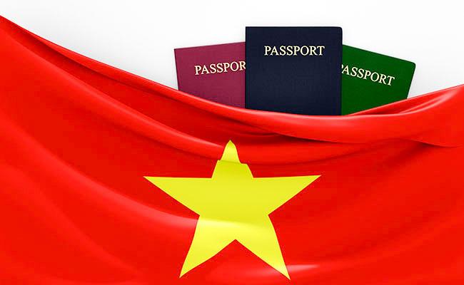 入国 ベトナム